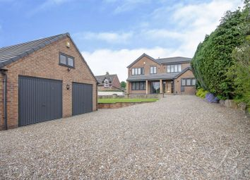 Thumbnail 4 bed detached house for sale in Mansfield Road, Selston, Nottingham
