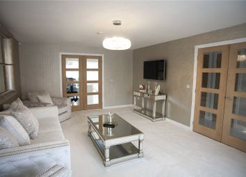 Thumbnail 4 bed detached house for sale in Calderside Place, Moffat Manor, Airdrie