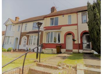 Thumbnail 3 bed terraced house for sale in Eastcourt Lane, Gillingham