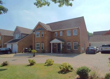 Thumbnail 5 bed detached house for sale in Admiral Close, Stoke Park, Bristol