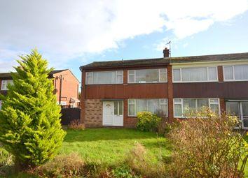 Thumbnail 3 bed semi-detached house for sale in Puxley Road, Deanshanger, Milton Keynes