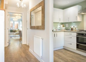"""Thumbnail 3 bed terraced house for sale in """"Bonnyton"""" at Whitehill Street, Newcraighall, Musselburgh"""
