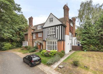 Bonchester Close, Chislehurst BR7. 4 bed flat
