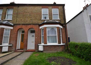 Thumbnail 3 bed end terrace house to rent in Coleridge Road, North Finchley
