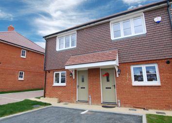 Thumbnail 2 bed semi-detached house to rent in Five Oak Green Road, Tonbridge
