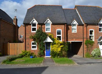 Thumbnail 4 bed semi-detached house to rent in The Close, Hampstead Norreys, Berkshire