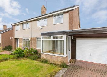 Thumbnail 3 bedroom semi-detached house for sale in 9 Baberton Mains Wynd, Baberton, Edinburgh
