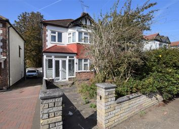 Thumbnail 3 bed end terrace house for sale in Westview Drive, Woodford Green