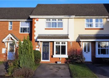 Thumbnail 2 bed terraced house for sale in Oakwood Croft, Solihull