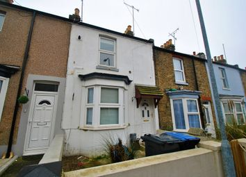 Thumbnail 2 bed terraced house for sale in Marlborough Road, Margate