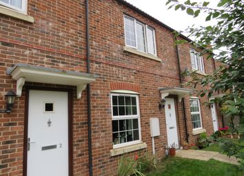Thumbnail 2 bed terraced house for sale in Nursery Close, Long Sutton, Spalding