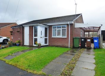 Thumbnail 1 bed bungalow for sale in Dunvegan Road, Hazel Grove, Stockport