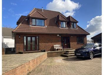 4 bed detached house for sale in Duffryn Close, Hengoed CF82