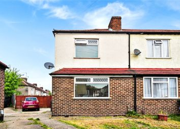 Thumbnail 3 bed end terrace house for sale in Ivy Close, Dartford, Kent