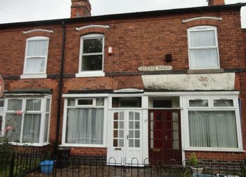 3 bed terraced house to rent in Gleave Road, Selly Oak, Birmingham B29