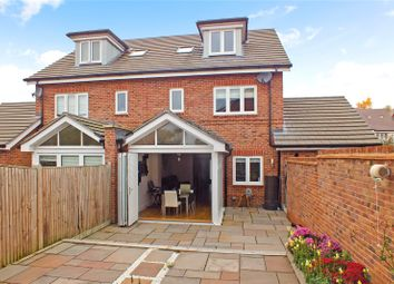 Thumbnail 3 bed semi-detached house for sale in Teaseltun, Fleet