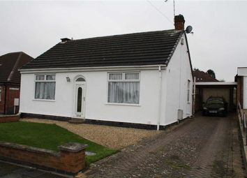 Thumbnail 2 bed detached bungalow for sale in Tournament Road, Glenfield, Leicester