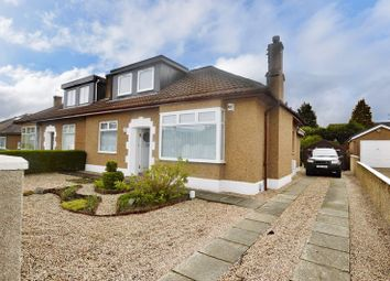 Thumbnail 3 bedroom semi-detached bungalow for sale in Gibson Road, Renfrew