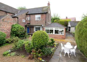 Thumbnail 2 bed cottage for sale in 21 Main Street, Cherry Burton, Beverley