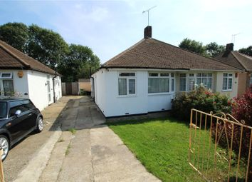 Thumbnail 2 bedroom semi-detached bungalow for sale in Riverside Road, Sidcup, Kent