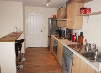 Thumbnail 2 bed flat for sale in Kirkland Court, Blackburn