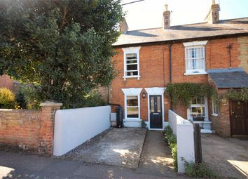 Thumbnail 2 bed terraced house for sale in Eythrope Road, Stone, Buckinghamshire