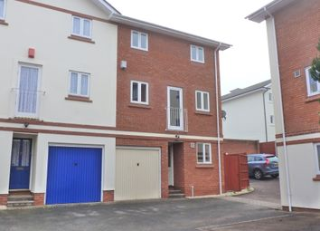 Thumbnail 3 bed town house for sale in King Edmunds Square, Worcester