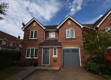 Thumbnail 4 bed detached house to rent in Shipley Close, Alton