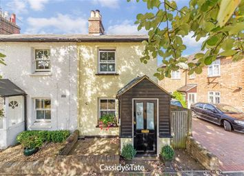 Thumbnail 2 bedroom end terrace house for sale in Marford Road, Wheathampstead, Hertfordshire
