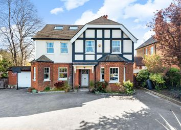 Thumbnail 6 bed detached house for sale in Banstead Road, Epsom