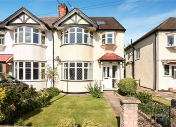 Thumbnail 5 bed semi-detached house for sale in Cannon Lane, Pinner, Middlesex