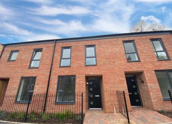 Thumbnail 2 bed town house to rent in Liversage Road, Derby