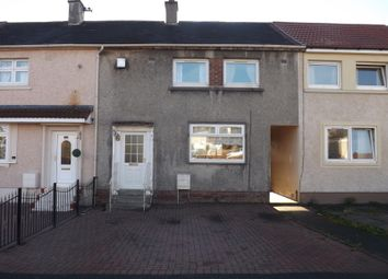 Thumbnail 3 bedroom terraced house for sale in Livingston Drive, Plains, North Lanarkshire
