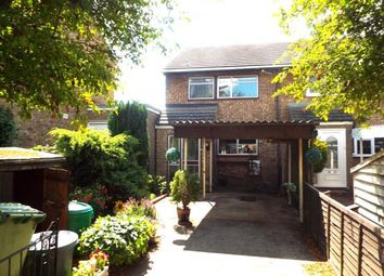 Thumbnail 3 bed end terrace house for sale in Breton, Stony Stratford, Milton Keynes, Bucks