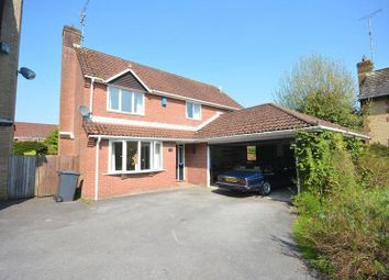 Thumbnail 4 bed detached house to rent in Hocombe Road, Chandler's Ford, Eastleigh