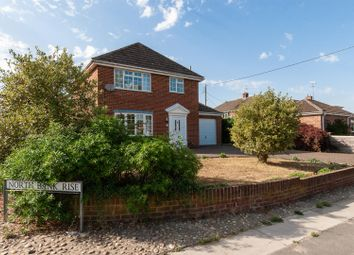 Thumbnail 3 bed detached house for sale in North Bank Rise, Royal Wootton Bassett, Swindon