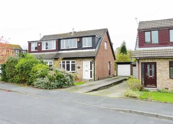Thumbnail 3 bed semi-detached house for sale in Trafalgar Avenue, Audenshaw, Manchester