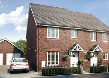 Thumbnail 3 bed semi-detached house to rent in Forge Wood, Crawley