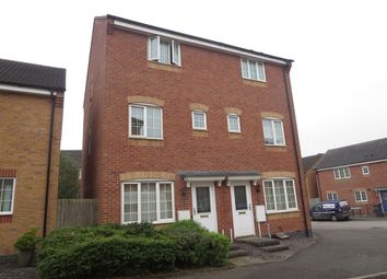 Thumbnail 3 bed semi-detached house to rent in 73 Godwin Way, Trent Vale