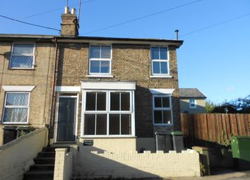 Thumbnail 1 bed end terrace house to rent in Victoria Mews, Stowmarket