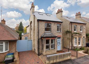 Thumbnail 4 bed detached house for sale in Belvoir Road, Cambridge