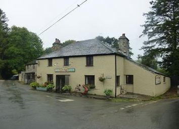 Thumbnail Pub/bar for sale in The Rising Sun (Leasehold), Altarnun, Nr Launceston, Cornwall