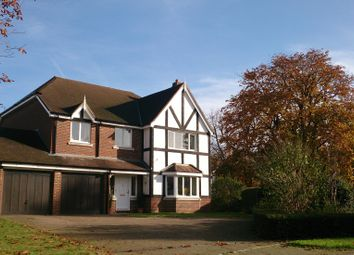 Thumbnail 5 bed detached house to rent in Foxon Close, Caterham