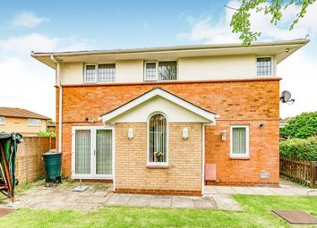 Thumbnail 2 bed semi-detached house for sale in Holly Close, Crownhill, Milton Keynes