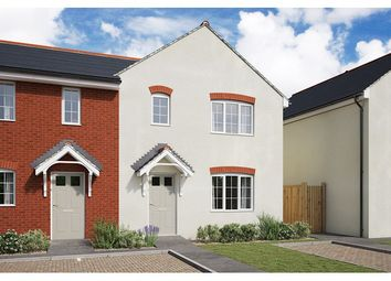 Thumbnail 3 bed end terrace house for sale in The Longbridge, Minchens Lane, Bramley, Basingstoke, Hampshire