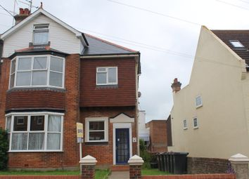 Thumbnail 1 bedroom flat to rent in Amherst Road, Bexhill-On-Sea