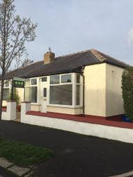 Thumbnail 2 bed semi-detached bungalow for sale in Rugby Avenue, Accrington