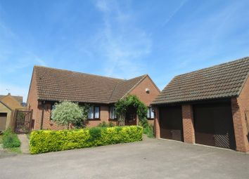 Thumbnail 3 bed detached bungalow for sale in Canmore Close, Sawtry, Huntingdon