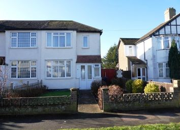 Thumbnail 2 bed end terrace house for sale in Maltby Road, Chessinigton