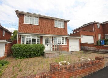 Thumbnail 4 bed detached house for sale in Lynwood Chase, Bracknell